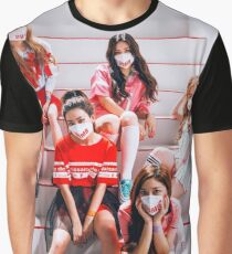 Red Velvet! Dumb Dumb era. Graphic T-Shirt