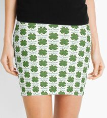 Luck 'O The Irish Mini Skirt