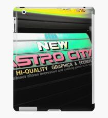 Neon Arcade Sign iPad Case/Skin