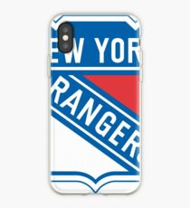 New York Rangers Logo iPhone Case