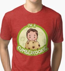 Cumbercookie Tri-blend T-Shirt
