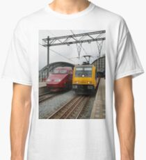 Dutch international trains Classic T-Shirt