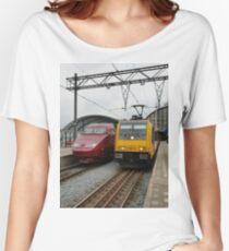 Dutch international trains Women's Relaxed Fit T-Shirt