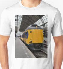 Dutch ICM Koploper intercity train Unisex T-Shirt