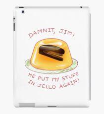 stapler in jello iPad Case/Skin