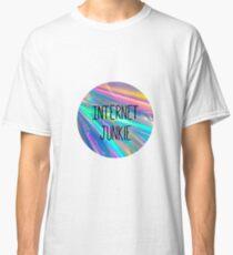internet junkie Classic T-Shirt