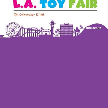 LA Toy Fair Swag by mollykpw11