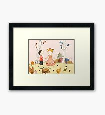 Easter Framed Print
