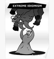 GLOb - Extreme Idiomism  Poster