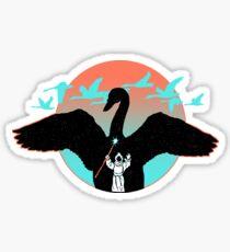 The Weaver Sticker