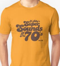 Reservoir Dogs K-Billy's Super Sounds Of The Seventies BrownT-shirt T-Shirt