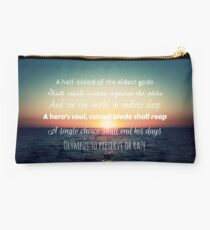 Percy Jackson Prophecy Sunset Studio Pouch