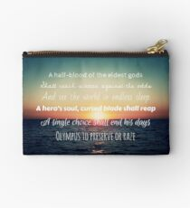 Bolso de mano Percy Jackson Prophecy Sunset