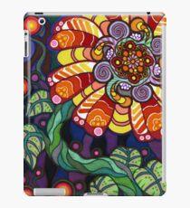 Psychedelic Flower iPad Case/Skin
