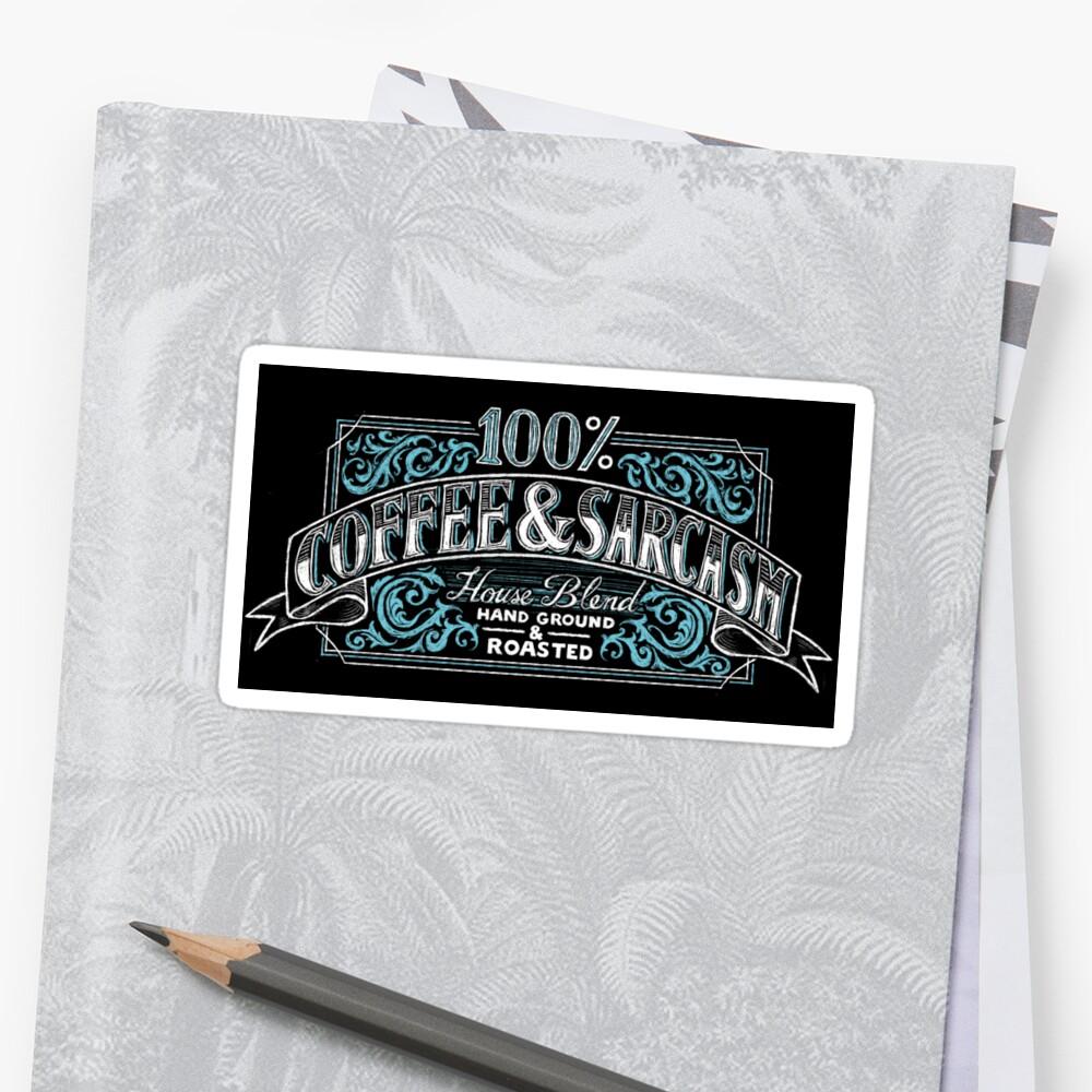 « 100% café et sarcasme » par the-fairweather