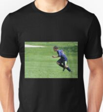 Young Boy Running T-Shirt