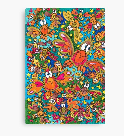 Birdy Birdy - Are We There Yet? Canvas Print