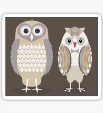 OWL DUO Sticker
