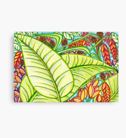 Airlie Garden Canvas Print