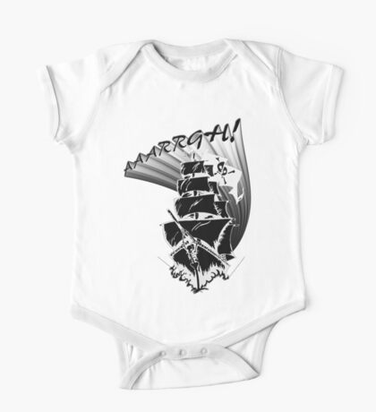 Pirate Ship on the High Seas Kids Clothes