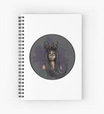 Jackalope Spiral Notebook