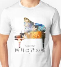 Your Lie in April T-Shirt
