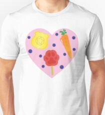 Pawsome Love Unisex T-Shirt