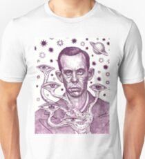 Dorf The Intergalactic Inquisitor from Planet X T-Shirt
