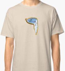 Salvador Dali: The Persistence of Memory Classic T-Shirt