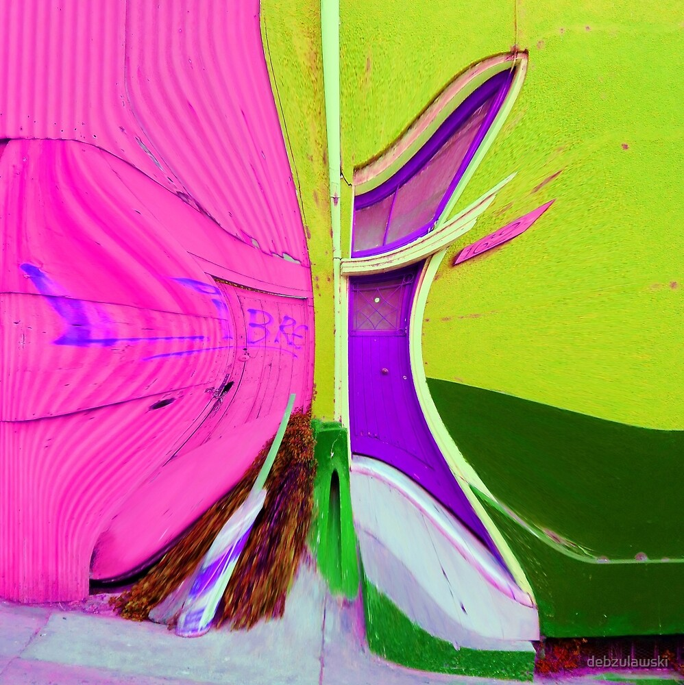 Convergence to Purple by debzulawski