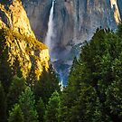 Yosemite Falls at Sunrise by Doug Graybeal