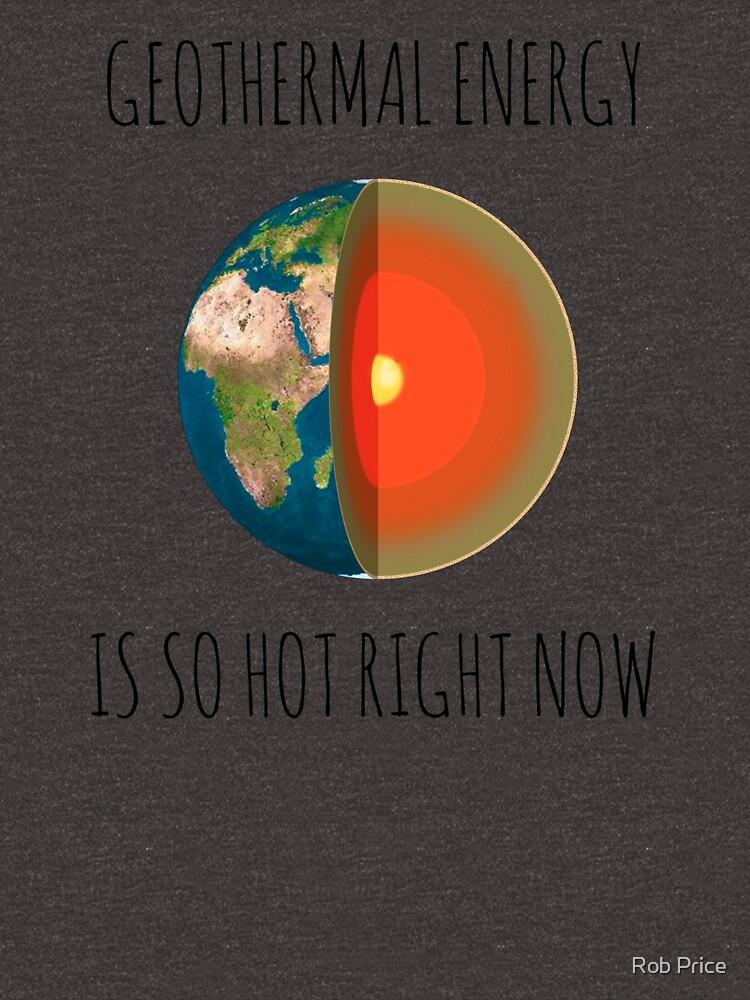 Geothermische Energie ist so heiß jetzt von wanungara