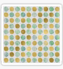 Gilded aquatics Sticker