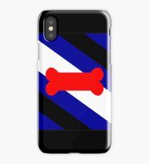 Puppy Pride Flag iPhone Case