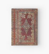 Tarnished Brass Book Hardcover Journal