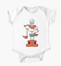 Papyrus cartoon style One Piece - Short Sleeve