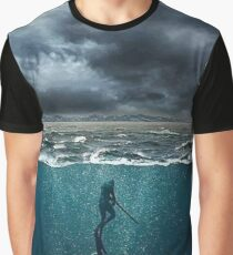 Spearfishing Graphic T-Shirt