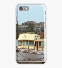 Rusty Old Boat iPhone Case/Skin