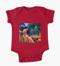 Tropical fish One Piece - Short Sleeve