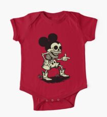 Skull mouse One Piece - Short Sleeve