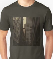 cityscape and lame mistakes Unisex T-Shirt