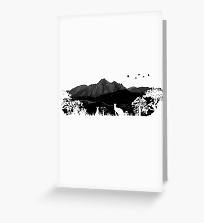 Wild Australia Greeting Card