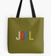 Joel - Your Personalised Products Tote Bag