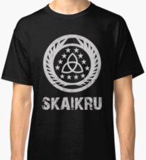 The 100 Skaikru Symbol [Black] Classic T-Shirt