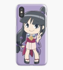 Maya Fey - Ace Spirit Medium iPhone Case