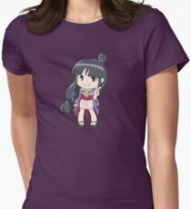 Maya Fey - Ace Spirit Medium Women's Fitted T-Shirt
