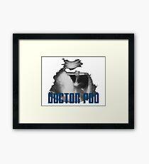 Doctor Poo Framed Print