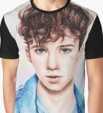 Troye Sivan for Rolling Stones Graphic T-Shirt