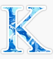 Marble Kappa Sticker