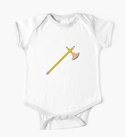 Pencil Battleaxe Kids Clothes